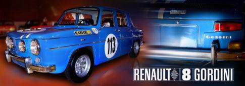 renault 8 gordini lohéac